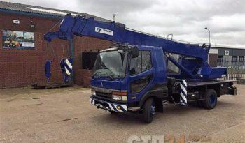 Автокран 5 тонн в аренду в Екатеринбурге