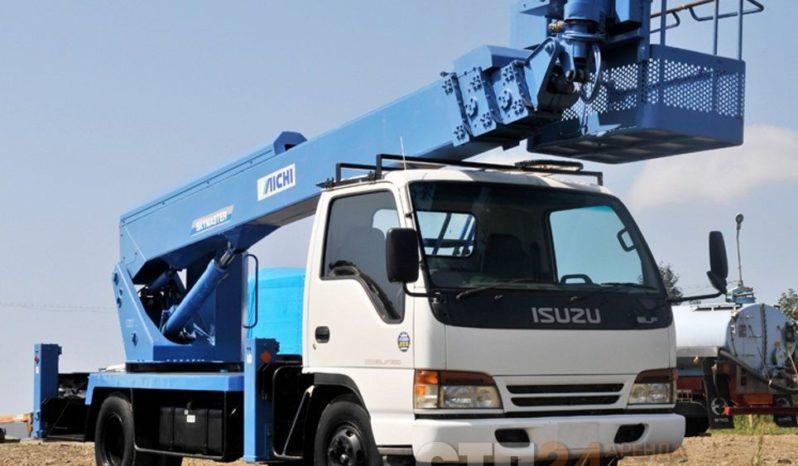 Автовышка Isuzu ELF — 16 метров full