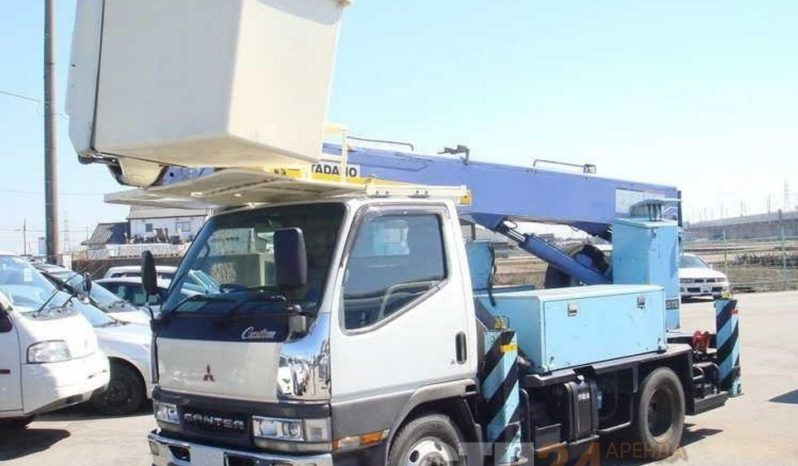 Автовышка Mitsubishi CANTER — 18 метров full