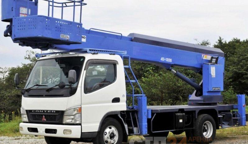 Автовышка Mitsubishi CANTER — 20 метров full