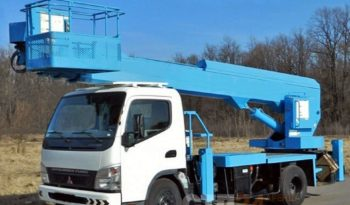 Аренда автовышки 26 метров в Екатеринбурге